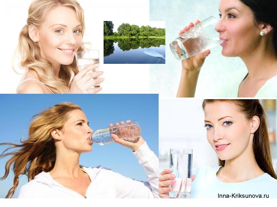 polezno pit mnogo vody