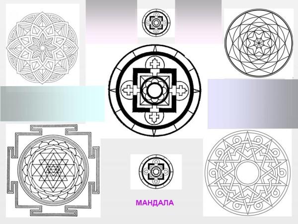 Мандалы. Шри-янтра