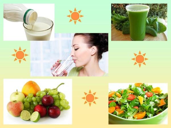 пить очищения организма токсинов