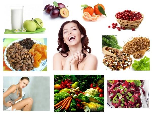 Питание для правильной работы кишечника