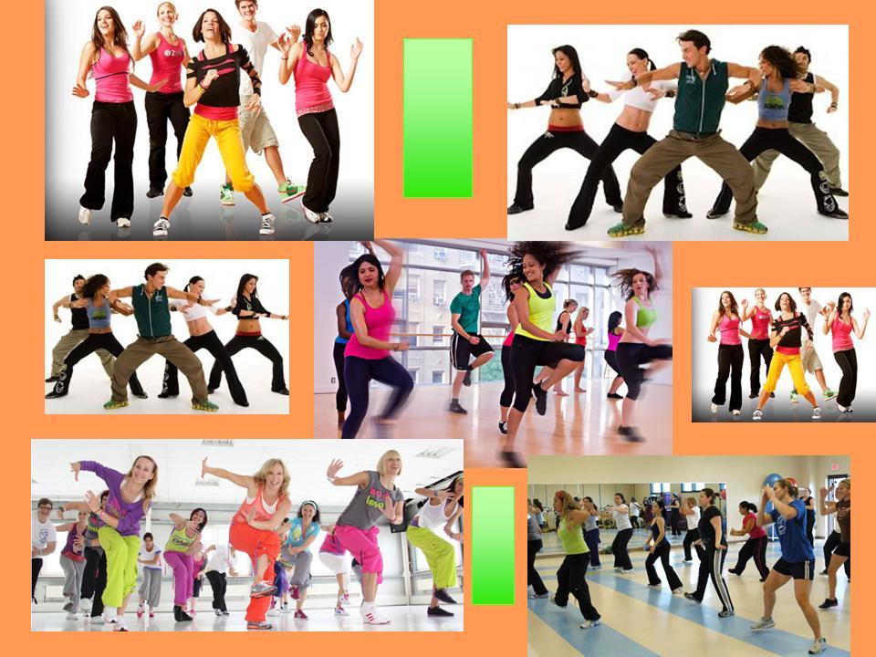 Фитнес. Танцы