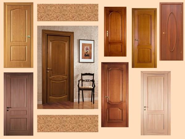 Двери межкомнатные, классика