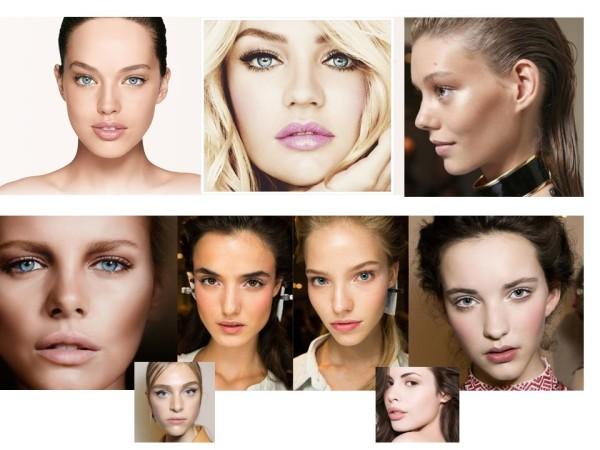 Дневной макияж, мода 2015