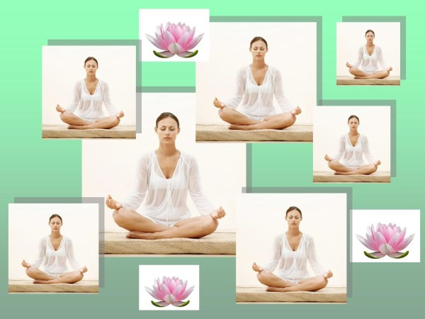 Медитация, быть в моменте