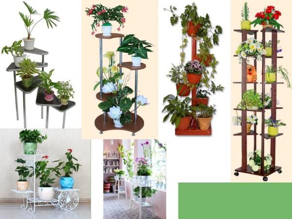 Идеи для цветов в квартире своими руками 7