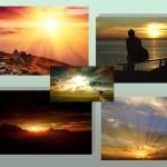 Рассвет и закат