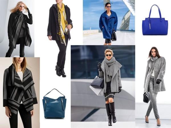 Большие размеры, куртки свободные, осень 2015