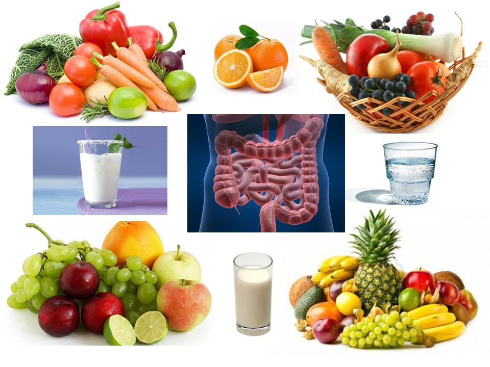Продукты, очищающие кишечник
