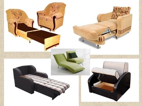 Мебельные трансформеры, кресла-кровати