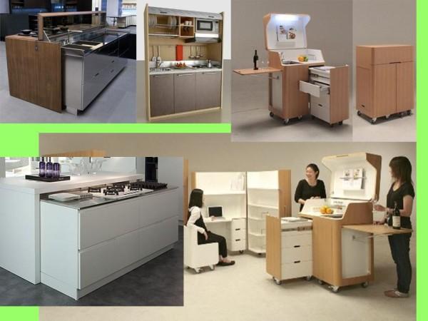 Мебельные трансформеры, кухня
