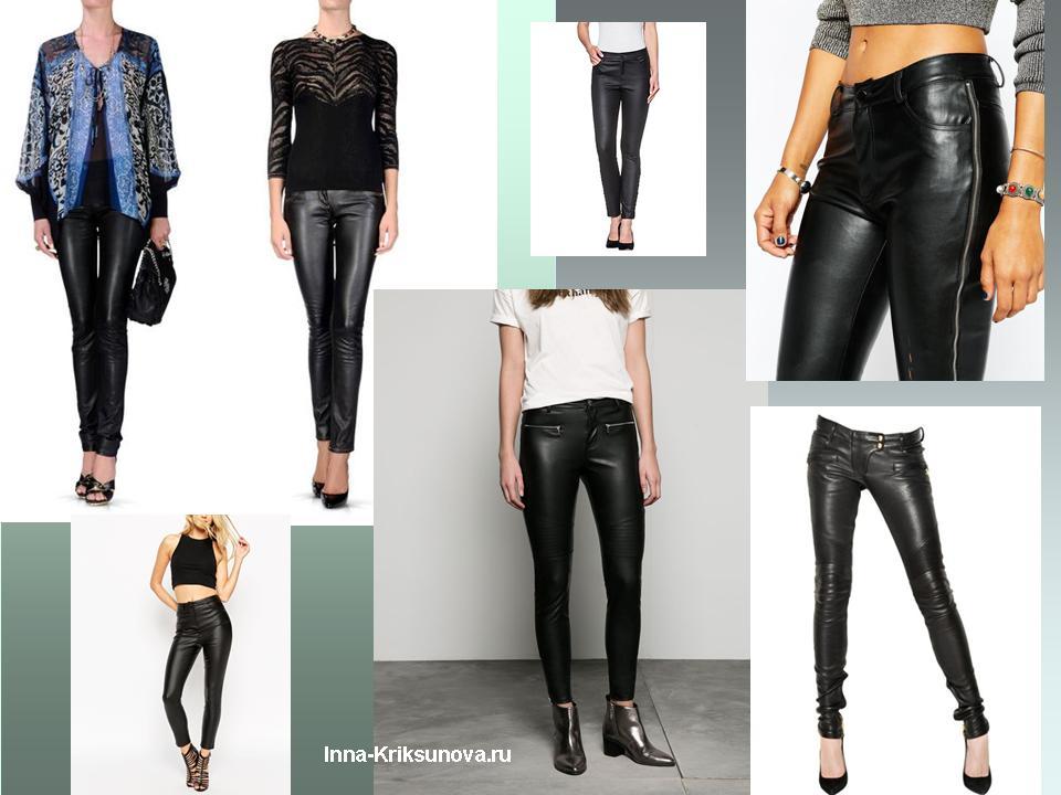 Модные женские джинсы, осень 2015