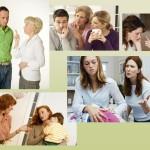 Вмешательство в жизнь взрослых детей