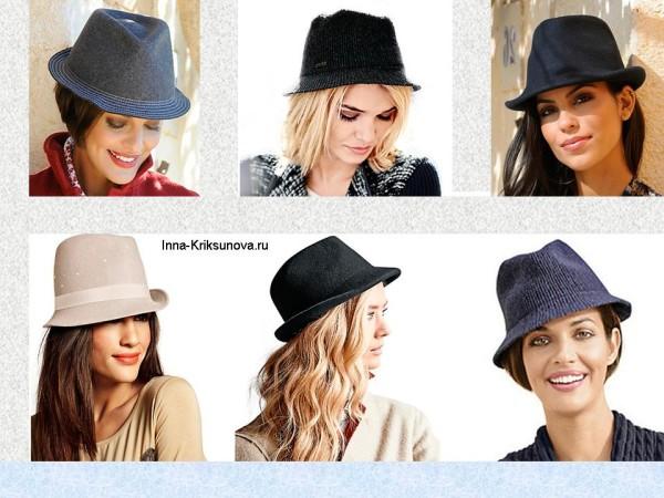 Женские шляпы мода 2016
