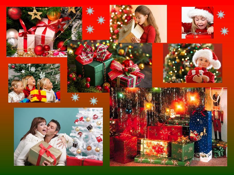 Новогодние подарки для самых близких