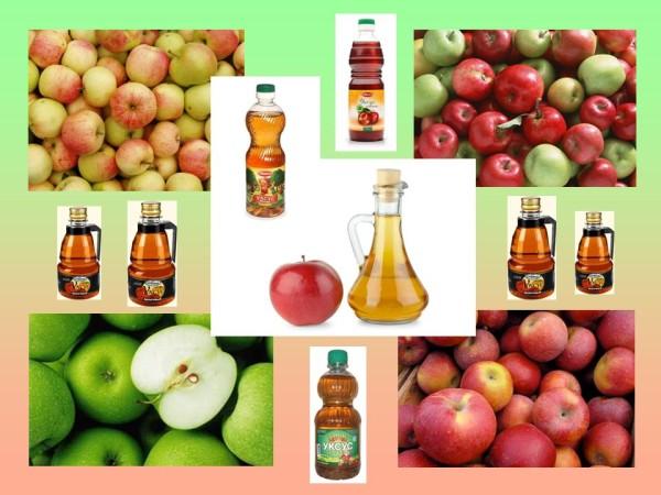 Яблочный уксус, польза для здоровья