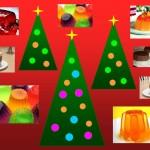 Десерты для новогоднего стола, желе
