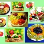 Разгрузочный день. Овощи и фрукты, сыроедение