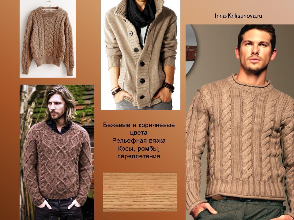 2bdb057c8cbda Вязаный свитер — отличный подарок для мужчины | Инна Криксунова ...