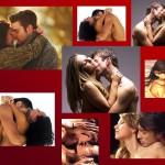 Любовные объятия, интимные отношения