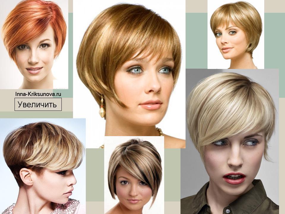 Стрижки на короткие волосы фото на каждый день