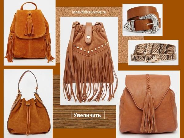 Модные сумки на весну 2016