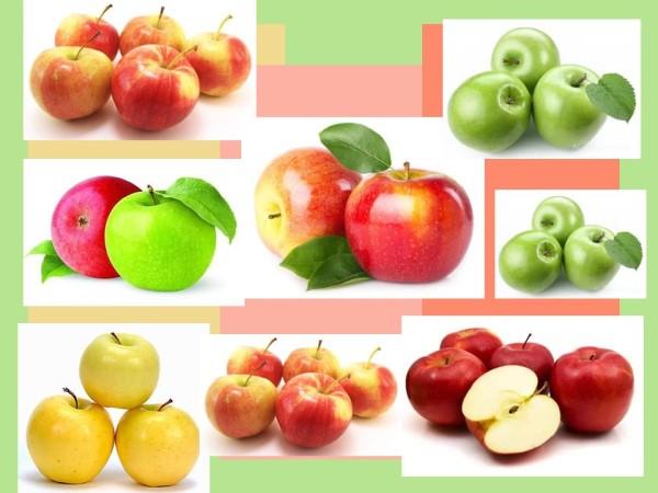 Яблоки, гарантия здоровья