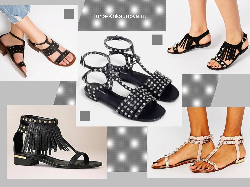 женские сандалии 2016 фото