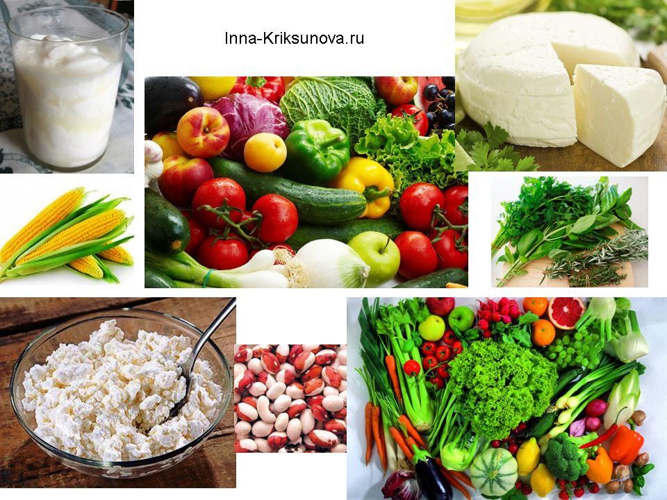 Питание для здоровья и долголетия