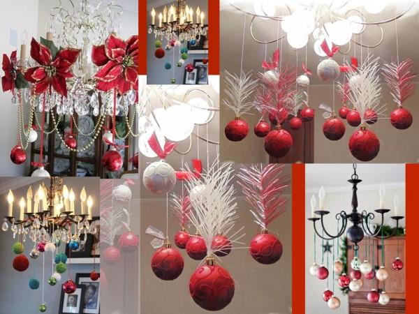 Новогодние украшения, шары