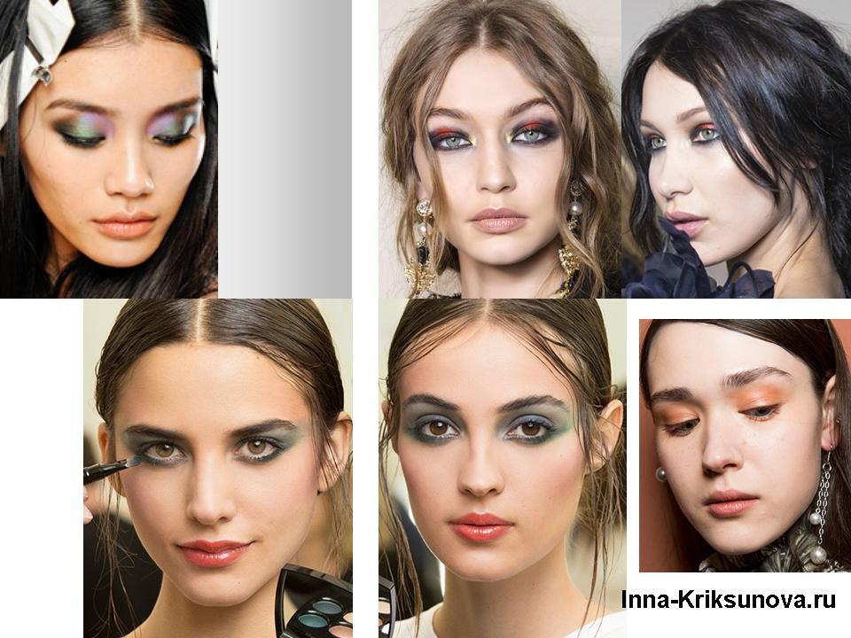 Модный макияж 2018: готовимся к Новому году