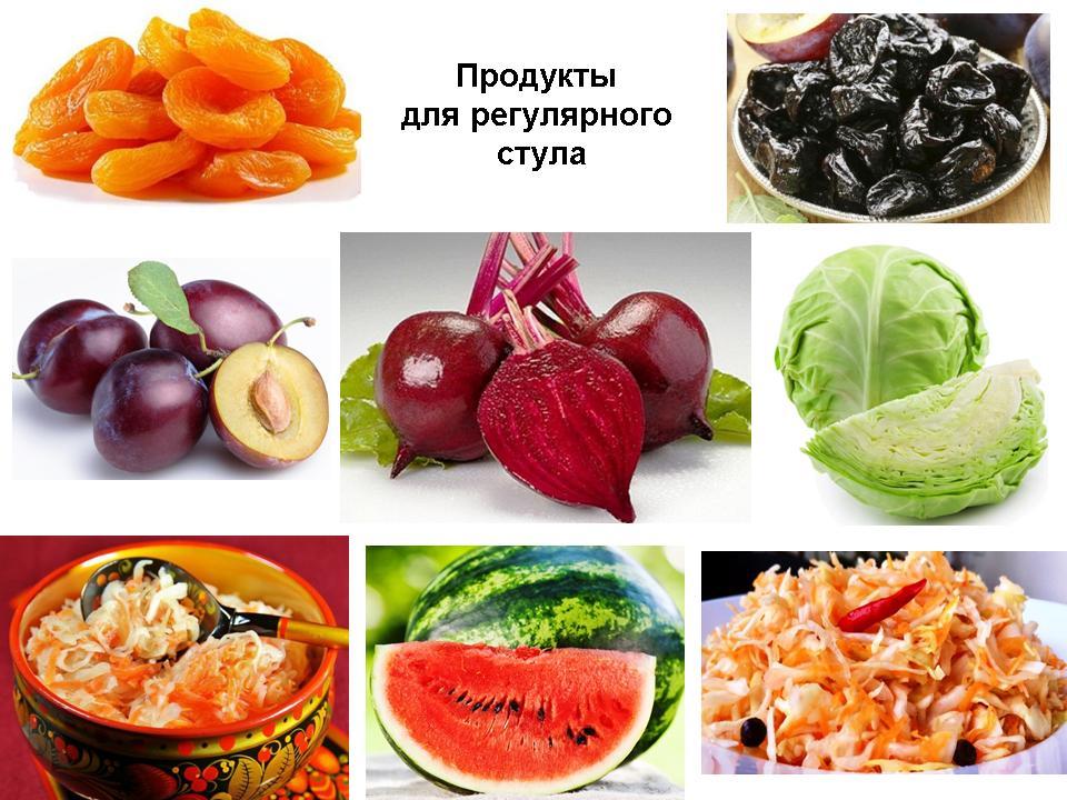 Как убрать запор: ешьте правильные продукты